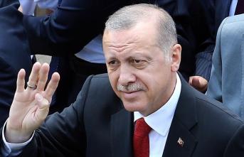 Cumhurbaşkanı Erdoğan memleketi Güneysu'da