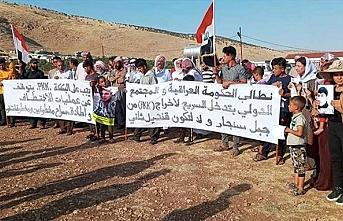 DEAŞ'ın zulmünden kurtulan Ezidiler PKK'nın pençesinde