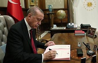 Erdoğan'dan önemli atamalar! Resmi Gazete'de yayınlandı