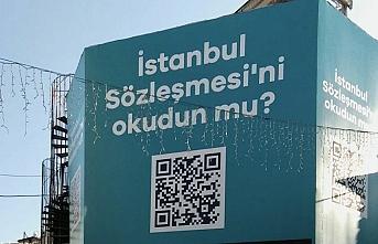 Erdoğan, İstanbul Sözleşmesi'ni çöpe atmalı!