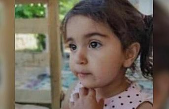 Erzurum'da dün kaybolan 2,5 yaşındaki kız çocuğu ölü bulundu