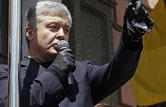 Eski Ukrayna Devlet Başkanı Poroşenko'ya darbe planı suçlaması