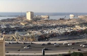 FBI'dan bir heyet, Beyrut Limanı soruşturması için Lübnan'a geliyor