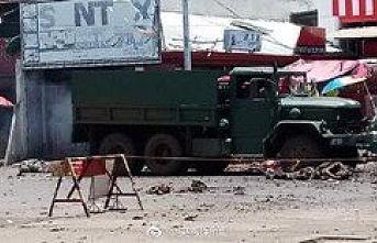 Filipinler'de art arda patlamalar: En az 10 ölü, 40 yaralı.. Ebu Seyyaf  şüpheli