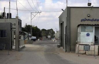 Filistinli yetkili: İsrail Gazze'ye gıda ve sağlık malzemesi hariç tüm ürünlerin girişini yasakladı