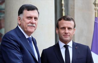 Fransa Cumhurbaşkanı Macron, Libya Başbakanı Serrac'ı Paris'e davet etti