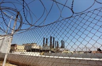 Gazze'deki elektrik santralinde İsrail'in yakıt engeli nedeniyle üretim duracak