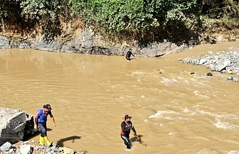 Giresun'da kayıp 6 kişiyi arama çalışmaları sürüyor