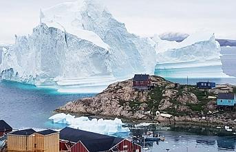 Grönland'daki buzul erimesi geçen yıl rekor seviyeye ulaştı