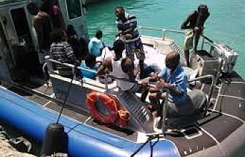 Haiti açıklarında tekne battı: 14 kişi boğuldu