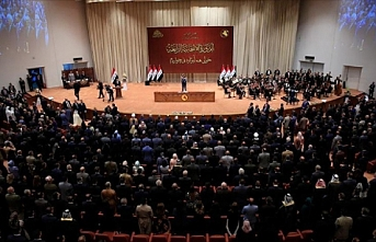 Irak Cumhurbaşkanı'ndan meclisin feshedilmesi açıklaması