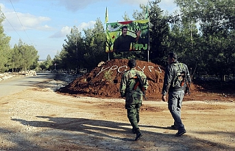 İşgal, hırsızlık, şiddet hepsi onlarda.. Suriye'de PKK zulmü