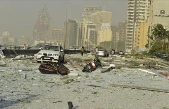 İsrail, Beyrut'taki patlamayla ilgilerinin olmadığını iddia etti