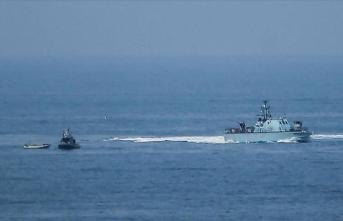 İsrail, Filistinli balıkçılara yönelik 5 günde 47 ihlalde bulundu