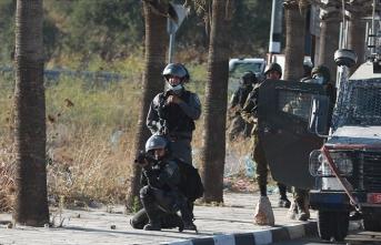 İsrail güçleri Batı Şeria'da 5 Filistinliyi yaraladı