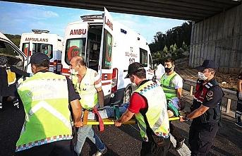 İstanbul'da yolcu otobüsü yoldan çıktı! 5 ölü, çok sayıda yaralı