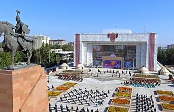 Kırgızistan'da 31 Ağustos Bağımsızlık Günü kutlanıyor