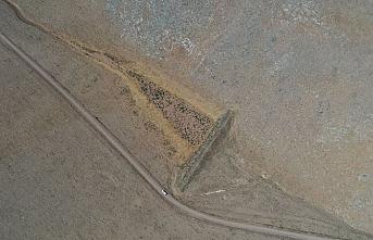 Konya'da 2 bin yıllık baraj bendi keşfedildi