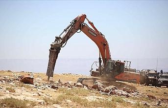Kudüs ilhakına sanayi bölgesi perde edildi.. Filistin kınadı