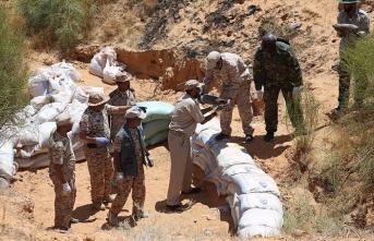 Libya'da Hafter milislerinin tuzakladığı mayınlar bugüne kadar 55 kişi hayatını kaybetti