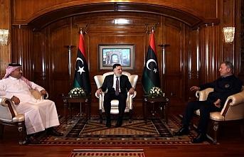 Libya'nın askeri kurumlarını Türkiye ve Katar inşa edecek