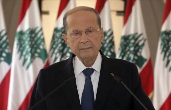 Lübnan Cumhurbaşkanı: Patlamanın nedenleri netleşmedi; füze, bomba veya bir dış etken olabilir