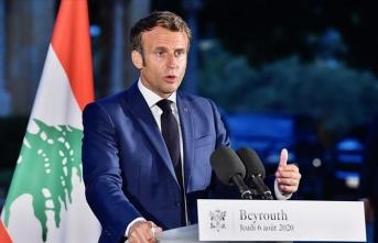 Macron, Lübnan'da yeniden söz sahibi olmak istiyor