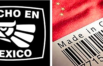Made in China, Made in Mexico'dan daha yaygın bir etikettir. Neden?