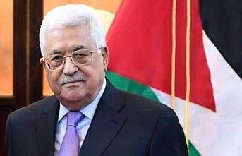 Mahmud Abbas: BAE, Filistin meselesine darbe vurdu