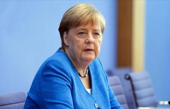 Merkel'den Suriye yorumu