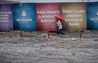 Meteoroloji'den peş peşe uyarılar! İstanbul için saat verildi