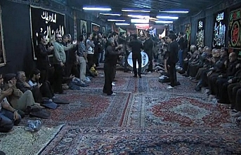 Muharrem İran'da matem demek