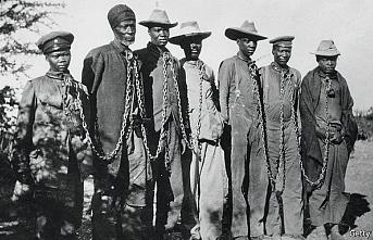 Namibya, Almanya'nın teklifini elinin tersiyle itti