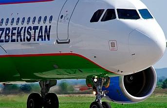Özbekistan, 1 Eylül'e kadar tüm uluslararası uçuşları iptal etti