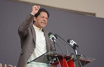 Pakistan Başbakanı İmran Han dünyaya duyurdu: İşte Cammu ve Keşmir'i sınırları içinde gösteren yeni harita