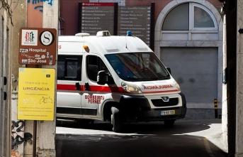Portekiz'de Kovid-19 teşhisi konulan 4 aylık bebek öldü
