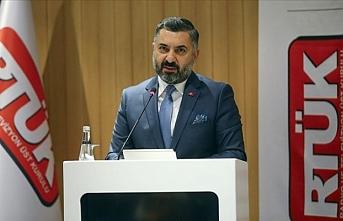 RTÜK Başkanı Şahin'den kaymakam adaylarına 'medya ve iletişim' konferansı