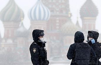 Rusya'da Kovid-19 vaka sayısı 892 bini geçti