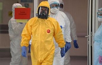 Rusya'da tespit edilen koronavirüs vaka sayısı 887 bini aştı