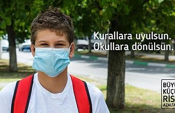 Sağlık Bakanı Koca: Kurallara uyulsun, okullara dönülsün