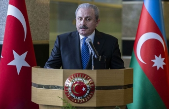 Şentop'tan Azerbaycan Meclis Başkanı Gafarova'ya bayram tebriği telefonu