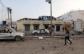 Somali'de askeri üsse bombalı ve silahlı saldırıda 3 asker öldü