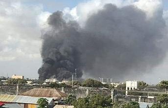 Somali'de büyük patlama: Ölü ve yaralılar var