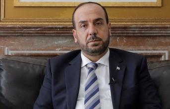 Suriye Muhalefeti Başkanı Hariri: SDG-ABD petrol anlaşması ülke bütünlüğünü tehlikeye atan bir adım