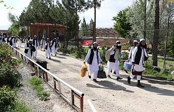 Taliban ile Afganlar arası mahkum takası için Loya Cirge toplandı