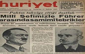 Tarihte bugün (11 Ağustos): Hitler destekçisi Cumhuriyet gazetesi kapatıldı