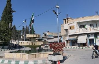 Tel Abyad artık daha güvenli