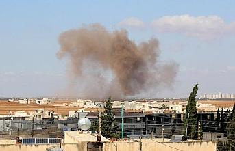 Terör örgütü DEAŞ ile Esed rejimi güçleri arasında çatışma