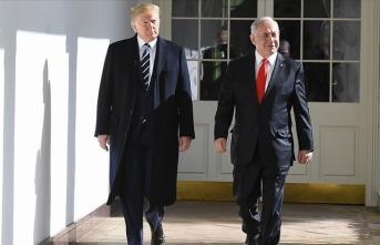 Trump Netanyahu'yu BAE ile varılan anlaşmadan dolayı tebrik etti