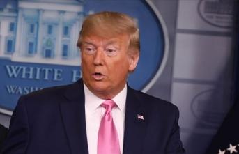 Trump: Seçime kadar Afganistan'daki asker sayımız 4 ila 5 bine kadar düşecek